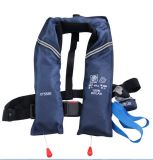 33G CO2 Inflatable Life Jacket/CE Approved Life Jacket/150n Lifejacket/Life Vest Marine Lifejacket Coatstal Sailboat Life Raft Lifeboat Life Jacket Solas Life