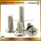 Flat Head Phillips Stainless Steel Furniture Screws