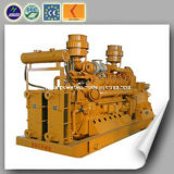 CE Approve 500kw Power Plant Silent Biogas Power Generator