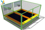 Cheap Amusement Playground Equipment Trampoline Park