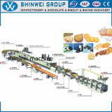 Hot Sale Fully Automatic Biscuit Production Line Industry for Ce ISO9001 Certification