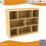 Preschool Furniture Multifunctional Wooden Kids Storage Cabinet for Kindergarten
