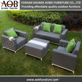 Garden Furniture Outdoor Hot Sale Fabric Sofa Chair Modern Living Sofa Set