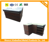 Supermarket Check out Counter with High Quality and Competitive Price