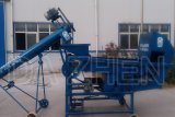 Agricultural Use of Mobile Winnowing Machine