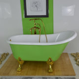 Acrylic Freestanding Classical Tub with 1.2-1.7m (BG-7006M)