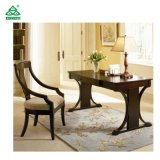 Wooden Modern Style Writing Table with Chairs Hot Selling