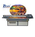 Jinan Ntek Industryial Inkjet Digital Printer Price for Glass