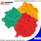 Home Interiorral Colors Epoxy Electrostatic Polyester Powder Coating