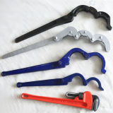 Wrenches for Drill Rod and Casing Pipe
