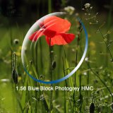 1.56 Photogrey Blue Block Hmc Optical Lens