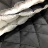 Polyester Taffeta with W/R, Quilting for Garment