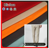 Pants Brushed Cotton Fabric with Elastic Spandex