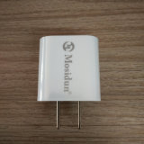 USB Wall Charger Head 2.1A/5V Universal Portable Travel Adapter High Speed Output for IP/Sam/Xiaomii/Huaweii