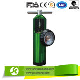 China Products Amercian Style Aluminum Oxygen Regulator