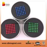 Wholesale Colorful Coating Neodymium Magnet Balls