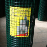 3X3 Galvanized Welded Wire Mesh Netting Roll