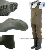 Waterproof Neoprene Waders