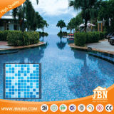 Mosaic Blue and White Glass Mosaic Swimming Pool Tile and Building Materials (H420010)