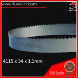 M42 8% Cobalt Band Saw Blade 27 X 0.9mm Tpi=2/3 for Metal Bar Cutting.
