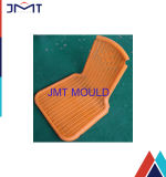 Injection Metal Leg Plastic Chair Back Mould