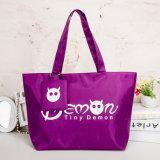 Women Shopping Handbag Waterproof Shopping Tote Zipper Sac a Main Lady Casual Purse Oxford Beach Bags Bolsas Feminina