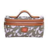 New Design Elegent PU Makeup Bag Waterproof Promotional Bag Lady Cosmetic Bag