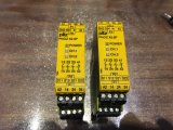 Pilz Pnoz X2.8p 24vacdc 777301 Safety Relay