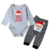 Best Selling Baby Gift Set Clothes Cheap Baby Clothes Christmas Clothes Romper