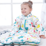 New Design Baby Clothes 100% Cotton Winter Wear Printing with Zipper Baby Sleeping Bag