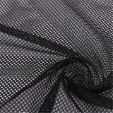 100% High Quality Wholesale Net Fabric Netting Nylon/Polyester Mesh Fabric From China Factory