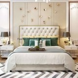 Bed for Modern Home Furniture Wall Bed Bedroom Furniture Sofa Set Leather Bed