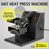 7*3.75 Digital Clamshell Baseball Hat Cap Heat Press