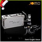 E Cigarette Mechanical Mod Dry Herb Wax E-Liquid Tubes Ceramic Tank Dark Knight Honor E Cig Vaporizer
