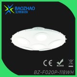 Painted White Ceiling Lamp with Low Power