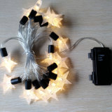 Corridor Brightness Decorative Soft Romantic Hanging Christmas String LED Lights with Flexible Line