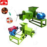 300kg/H Small Palm Oil Press, Oil Mill, Oil Extraction Machine in Africa
