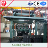 Upward Oxygen Free Copper Rod Continuous Casting Machine