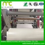 Factory of Eco-Solvent Printable Wallpaper, White Color