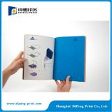Colorful Book Printing Service
