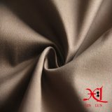 Shinny Brown Spandex Cotton Fabric for Pants/Suit