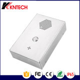 Stainless Steel Rubost Telephone for Wall Mounting Knzd-36 Kntech