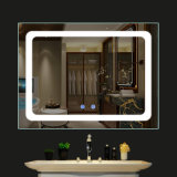 LED Anti Fog Mirror, Glass Fogless Bathroom Wall LED Mirror