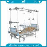 4-Crank Orthopedic Manual Medical Bed Price (AG-OB001)