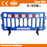 2m Plastic Portable Crowd Control Barricade Barrier