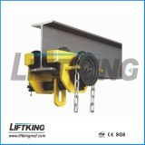 Lifting Block Geared Trolley for Chain Hoist