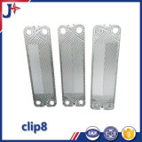 Clip8/ Clip6 Plate Heat Exchanger Plate for Swimming Pool