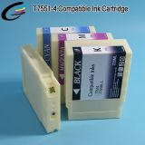 Fullcolor T7551 - T7554 Compatible Inkjet Cartridges for Epson Workforce PRO Wf-8010dw 8090dw 8510dwf 8590 Dtwfc