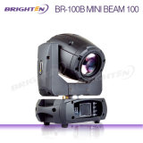 Small MOQ 100W Mini LED DJ Beam Moving Light