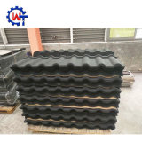 0.4mm Easy Construction Buliding Materials Milano Roof Tiles